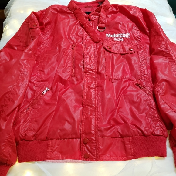 motocraft Other - True vintage motorcraft racing moto style jacket